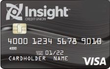 Insight Visa Platinum Credit Card