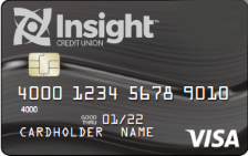Insight Visa Secured Credit Card