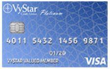 VyStar Platinum Visa Card