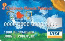 Childrens Miracle Network Visa Platinum