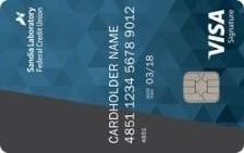 SLFCU Visa Signature