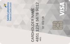 SLFCU Visa Platinum Rebate