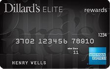 Dillard's Elite American Express® Card