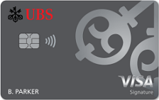 UBS Visa Signature Credit Card