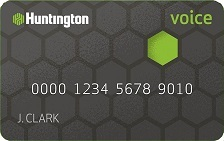 Huntington Bank Voice Rewards