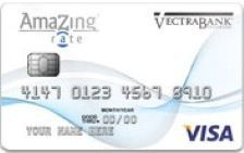 Vectra Bank AmaZing Rate Credit Card