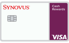 Synovus Cash Rewards Visa® Credit Card