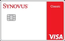Synovus Classic Visa® Credit Card