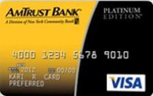 AmTrust Platinum Edition Card