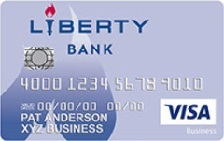 Liberty Bank Visa® Business Real Rewards Card