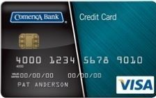 Comerica Visa® College Real Rewards Card