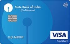 SBI Visa® College Real Rewards Card