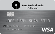 SBI Visa® Secured Card
