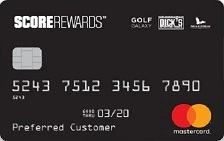 ScoreRewards Mastercard®