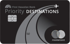 Priority Destinations World Elite Mastercard®
