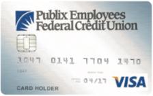 PEFCU VISA Secured Card