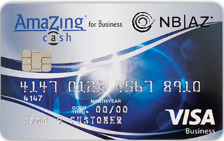 National Bank of Arizona AmaZing Cash® for Business Card