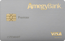 Amegy Bank® Premier Visa® Credit Card