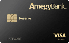 Amegy Bank® Reserve Visa® Credit Card