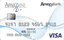 Amegy Bank® AmaZing Rate® Credit Card