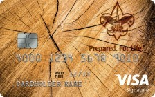 Boy Scouts of America Visa Credit Card