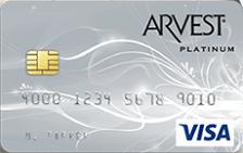 Arvest Bank Visa® Platinum Card