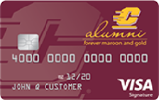 CMU Visa® Signature Card