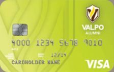 Valparaiso Alumni Visa® Rewards Credit Card