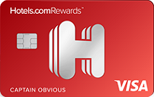 Hotels.com® Rewards Visa® Credit Card