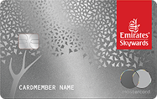 Emirates Skywards Rewards World Elite Mastercard®