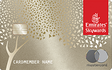 Emirates Skywards Premium World Elite Mastercard®