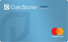 Oakstone Platinum Secured Mastercard®