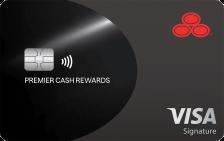 State Farm® Premier Cash Rewards Visa Signature® Card