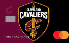 Cleveland Cavaliers Credit Card