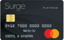 Surge Secured Mastercard®