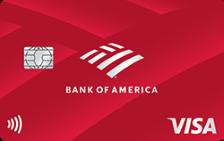 Bank of America® Customized Cash Rewards Secured Card