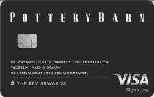 Pottery Barn Key Rewards Visa
