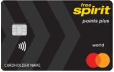 Free Spirit® Points Plus Mastercard®