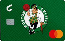 Boston Celtics Credit Card